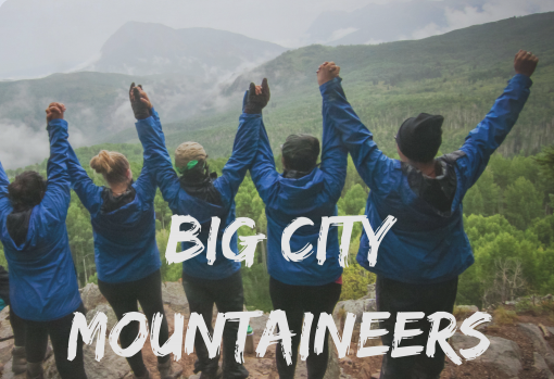 Donate to Big City Mountaineers